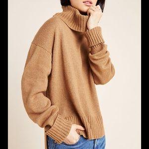 Anthropologie Blair turtleneck sweater NWT